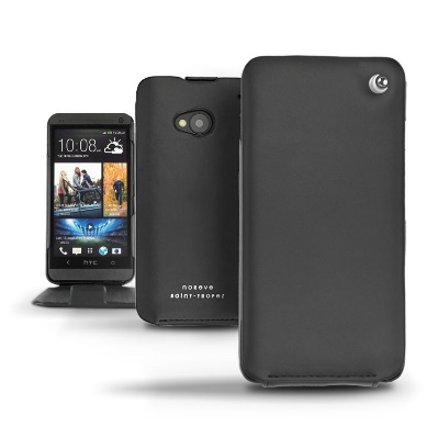 HTC One leather case…