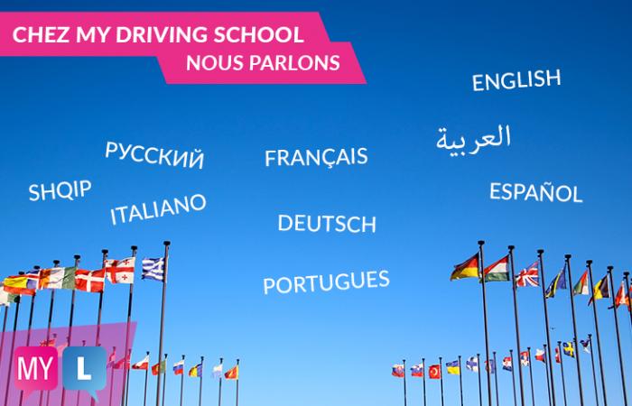 Cours de sensibilisation ou cours 2 phases Genève : My Driving School !